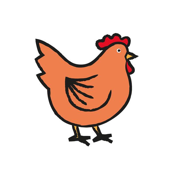 Les co gestes territoire z ro d chet lorient agglom raton for Duree de vie des poules pondeuses